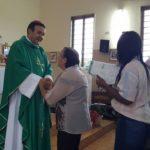 Dom Tomé visita a Comunidade dos Machados