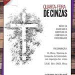Quarta-Feira de Cinzas e Abertura Diocesana da CF 2018