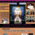 PARÓQUIA SÃO BENEDITO – JACI