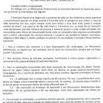 Orientações sobre a presidência da Eucaristia no Santuário Nacional | Aparecida/SP