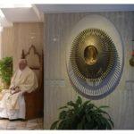 Francisco em Santa Marta