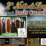 2ª Noite de Louvor com as Irmãs Carmelitas