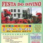 29ª Festa do Divino