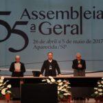 Encerrada a 55a. Assembleia dos bispos da CNBB
