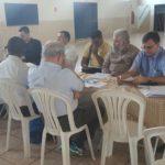 Reuniões de Pastoral nas Regiões