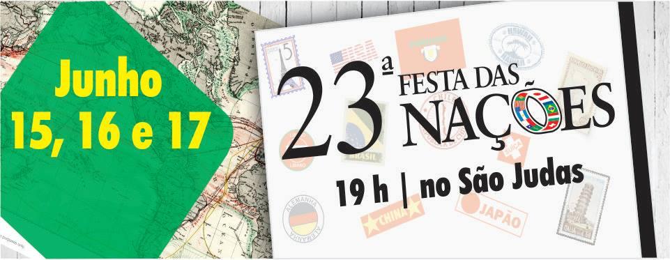 23 FESTA DAS NACOES