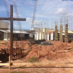 Construção da Capela São Paulo Apóstolo