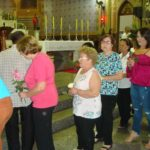 Coroação de Nossa Senhora na Paróquia São Pedro