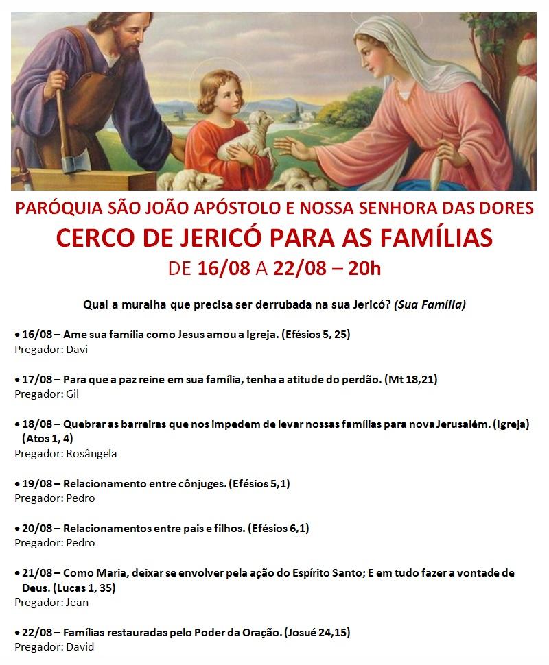 SJOAO APOSTOLO E NSRA DAS DORES
