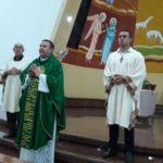 Dom Tomé visita a paróquia Nossa Senhora do Perpétuo Socorro