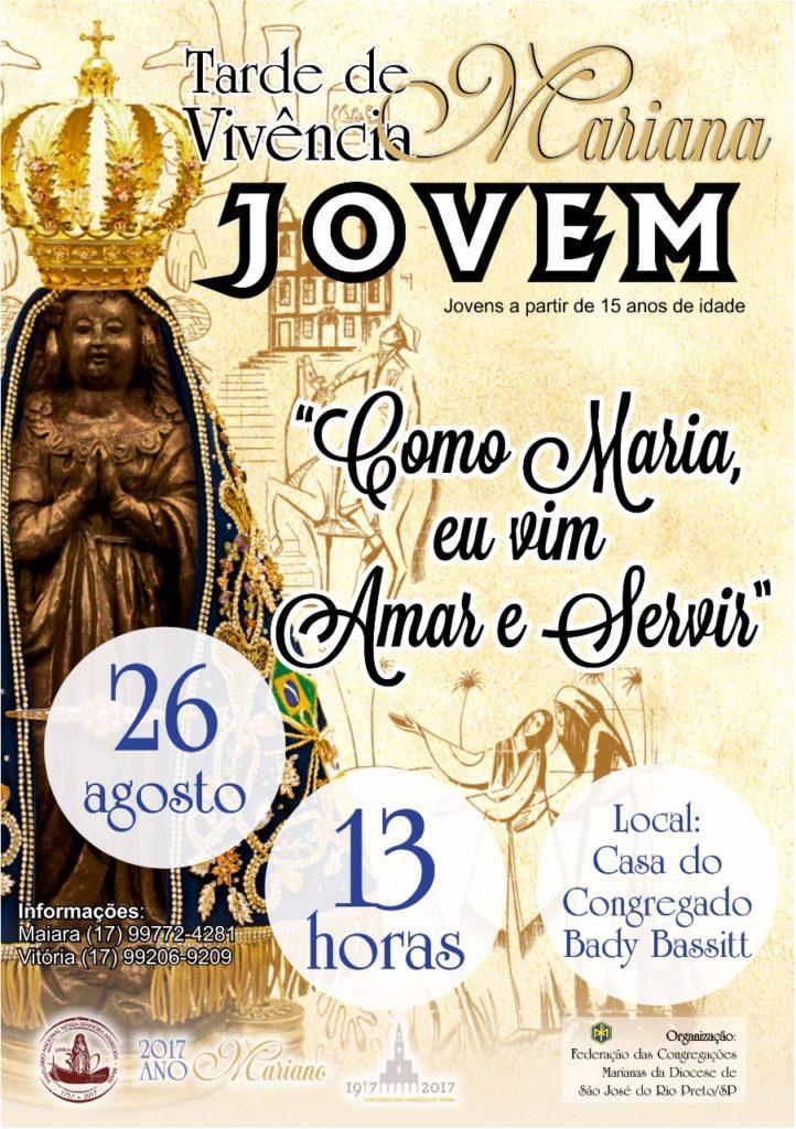 CONGREGACAO MARIANA EVENTO