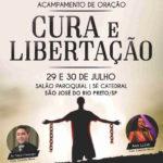 Canção Nova promove Acampamento de Oração, Cura e Libertação