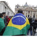 Papa aos jovens brasileiros