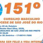 151º Cursilho Masculino