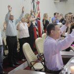 Jubileu de Ouro da RCC na Câmara de S.J.Rio Preto