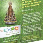 EXPO Rio Preto celebra a Padroeira do Brasil