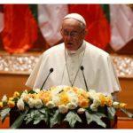 Papa em Mianmar