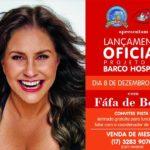 Show com Fafá de Belém marca lançamento oficial do Barco Hospital em Jaci