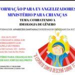 Ministério para Crianças da RCC realiza Formação para Evangelizadores