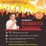RCC realiza Reavivamento com Roberto Tannus