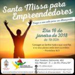 Santa Missa para Empreendedores