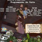 Capela São José celebra do padroeiro