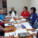 Reunião da Pastoral do Ensino Religioso Escolar no Regional Sul 1