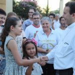 Visita pastoral à Paróquia Santa Rita de Cássia