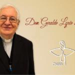 CNBB agradece zelo episcopal de Dom Geraldo Lyrio Rocha a serviço da Igreja