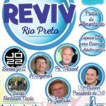 Vicentinos realizam 1º Reviv Rio Preto