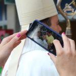 Os paparazzis nas Celebrações Eucarísticas