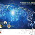 Inscrições abertas para o V Seminário de Comunicação no Rio de Janeiro