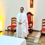 Padre Sander Vieira é eleito superior de comunidade sacerdotal
