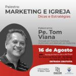 Palestra: Marketing e Igreja