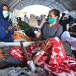 Terremoto na Indonésia: oração do Papa