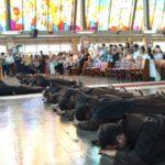 Votos solenes de 11 religiosos da Fraternidade São Francisco de Assis na Providencia de Deus
