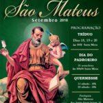 Festa da Paróquia de São Mateus