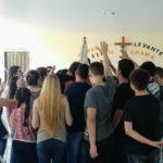 Comunidade Santa Mônica: encontro JUSAM