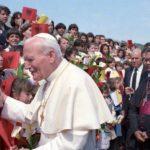 O Papa da juventude
