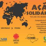 Paróquia São Vicente: ação solidária