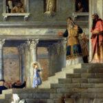 A memória da Apresentação de Nossa Senhora no Templo