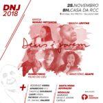 DNJ 2018: Celebrando o ser Jovem na Igreja