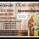 Quermesse na Área Missionária Nossa Senhora da Esperança