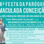 26ª Festa da Paróquia Imaculada Conceição