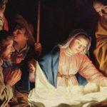 NESSA NOITE A IGREJA CANTA A ALEGRIA DO NASCIMENTO DE JESUS