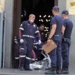 Homem matou fiéis dentro da Catedral de Campinas — Foto: DENNY CESARE/CÓDIGO19/ESTADÃO CONTEÚDO