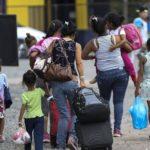 Cáritas acompanha saga de migrantes venezuelanos