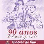 Missa pelos 90 anos da diocese