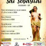 Festa de São Sebastião em Talhado