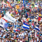 Panamá: mais de 100 mil peregrinos